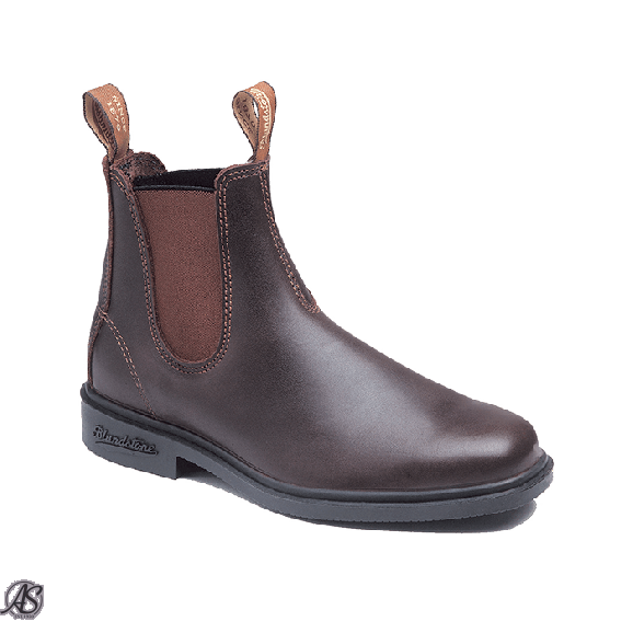 BLUNDSTONE BROWN DRESS BOOT