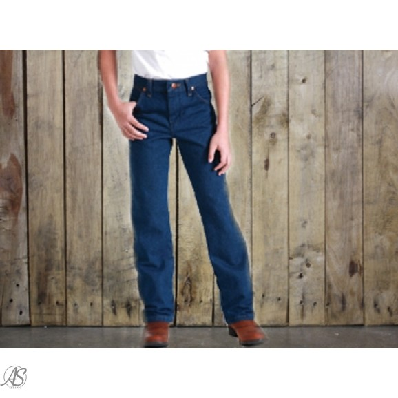 WRANGLER REGULAR DENIM JEAN