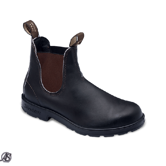 BLUNDSTONE NON SAFETY BROWN E/S BOOT