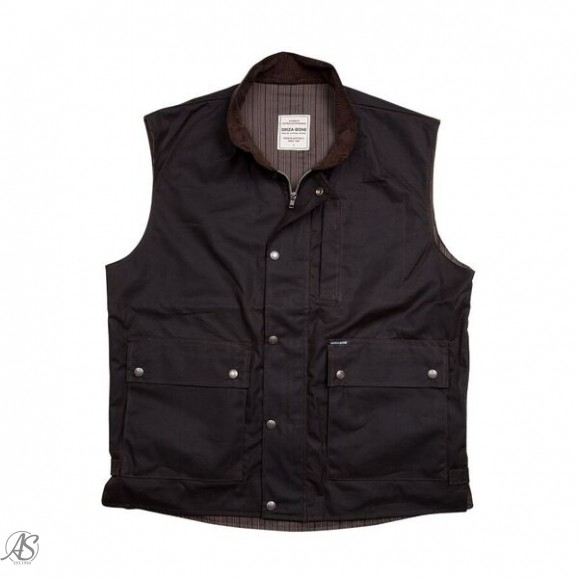 DRIZABONE BROWN VEST