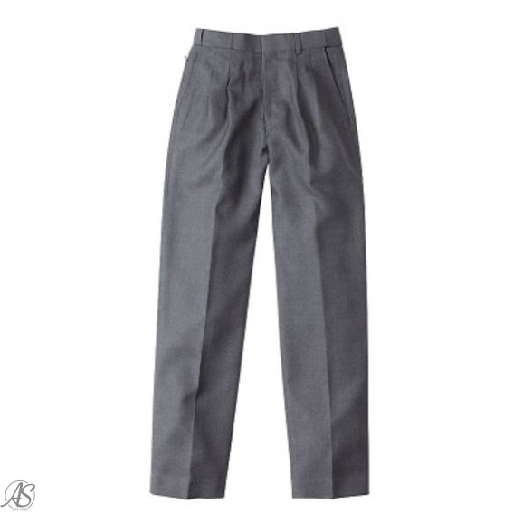 BLACK EXTENDABLE PANT