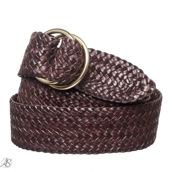 RMW PLAITED O RING BELT