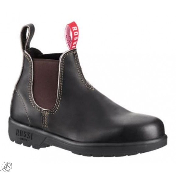 ROSSI CLARET SAFETY BOOT