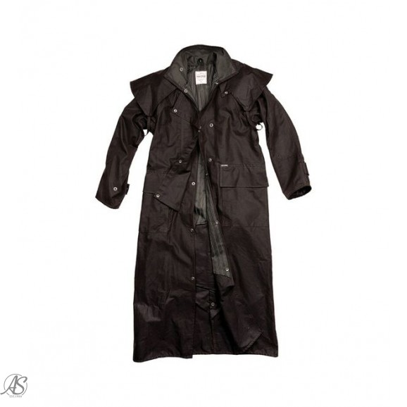 DRIZABONE OILSKIN FULL COAT