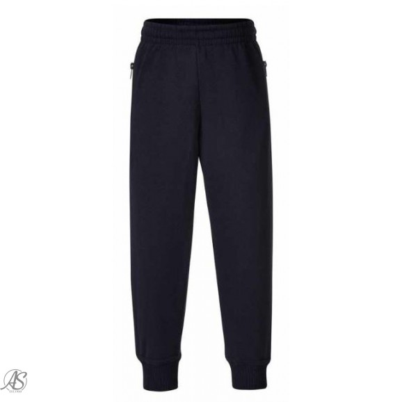 LWR INGLEWOOD NAVY FLEECY TRACKPANT