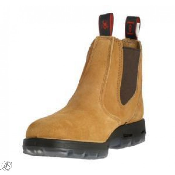 SUEDE SAFETY BOOT