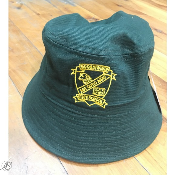 STATE SCHOOL BUCKET HAT