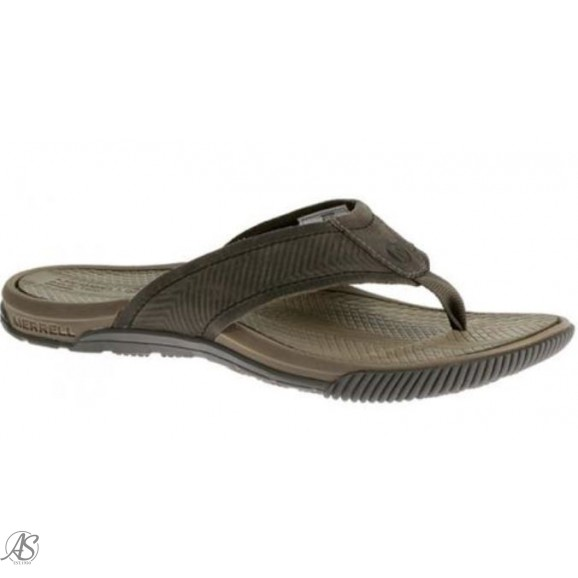 MERRELL TERRACOVE JET CLAY THONG
