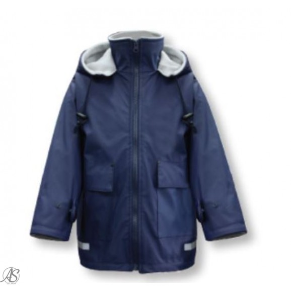 THOMAS COOK NAVY RAINCOAT