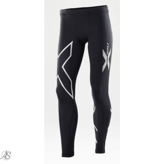 2XU YOUTH BLACK/NERO COMPRESSION TIGHT